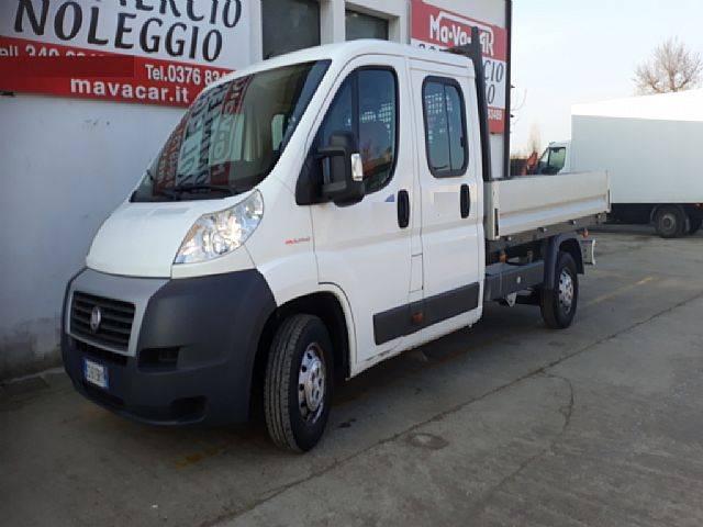 Fiat DUCATO 7 posti 2.3 130 mjT CASSONE FISSO - 2013