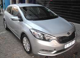 2014 Kia Cerato, Very Neat, Great Condition (R139,999) Negotiable