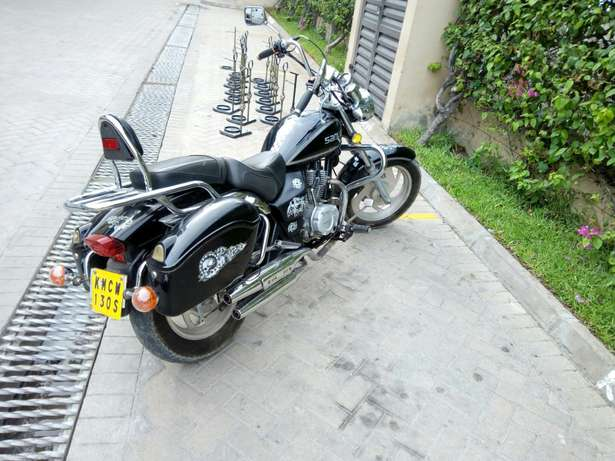 Powerful Street bike. Nyali - image 2