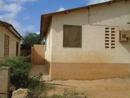 Kiembeni estate 1 bedroom house asking 1-7m