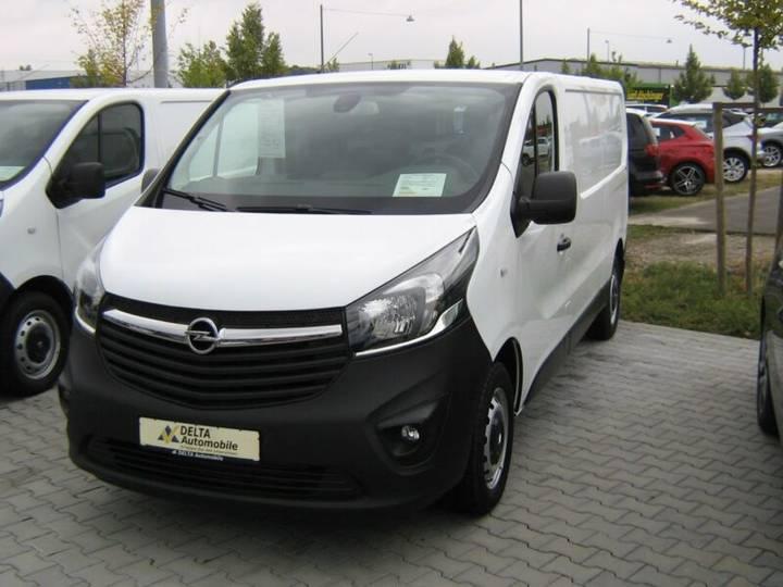 Opel Vivaro Kastenwagen L2H1 - 2018