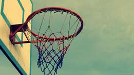 Basketball Hoop Sale and Construction