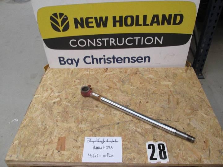 Hanix H29a Stempelstang For Armcylinder