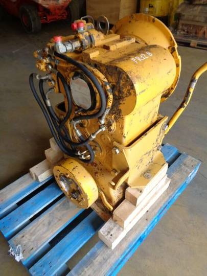 ZF 4WG120 gearbox for wheel loader