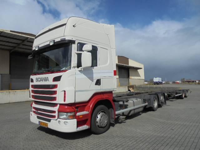 Scania R400 B 6X2 - 2011