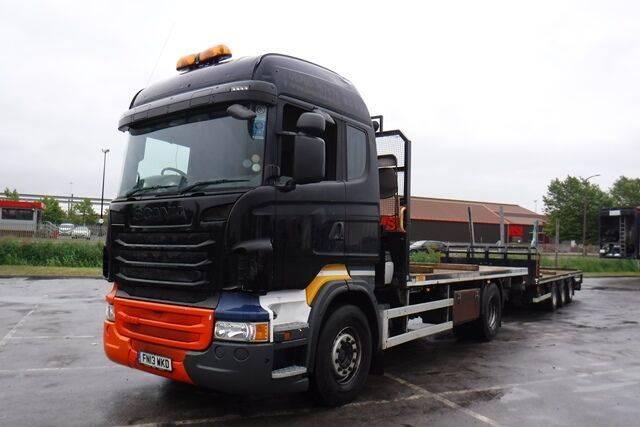 Scania R400 - 2019