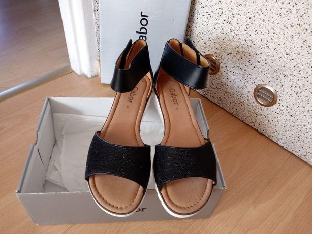 promo code a3e4c 2c3b3 Piękne sandały Gabor rozmiar 42 Piła • OLX.pl