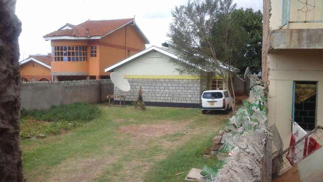Three bedrooms house on sale at road block estate in eldoret Eldoret South - image 1