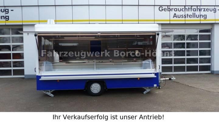 Borco-Höhns Verkaufsanhänger Borco Höhns
