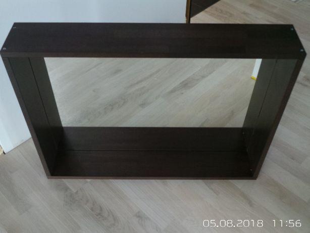 Ikea Molger Lustro łazienkowe Do łazienki C Brąz 60x80cm