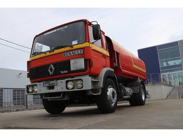 Renault G210 + TANK 14.000 L - 1988