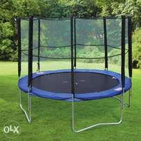 8 ft trampoline Free Delivery