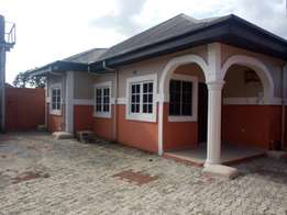 New 3 bedroom bungalow in woji