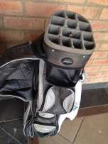 Golf carrier bag
