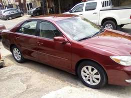 toks 03 Toyota camry le lag cleared for N1.650k