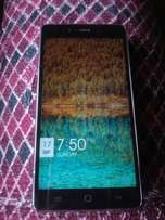 Very clean like new tecno l8 plus