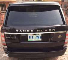 2013 Range Rover Vogue HSE Available