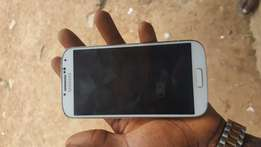 Mint white yankee used samsung galazy s4 for sale for low pricw