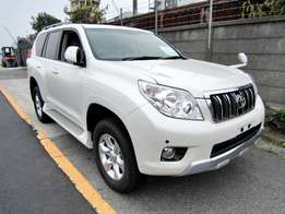 2010 Fully Loaded, Landcruiser Prado TX, Semi- Leather Upholstery