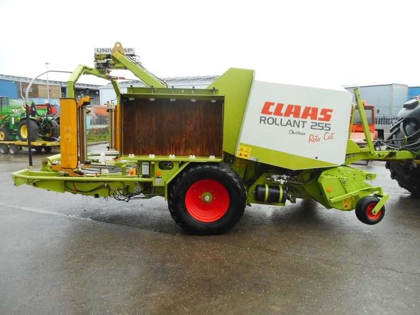 Claas Rollant 255 - 2003