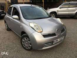 Nissan March/2010/1300cc/KCN REG/Price 540,000/=