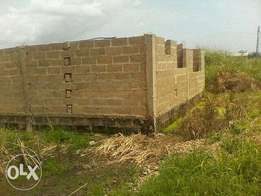 A Plot of Land Measuring 100 x 70 For Sale At Manhea Ga West