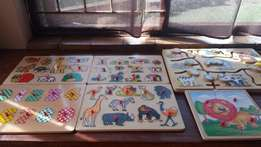 Kiddies puzzles for sale