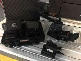 Canon c100 HD video package