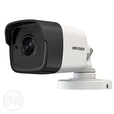 DS-2CE16H0T-IRP Hikvision Camera CCTV 5MP Outdoor كاميرا خارجية