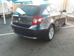 Selling a Bmw 120d automatic