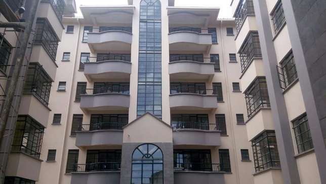 Emmarentia Apartment 3Br To Let– Kikuyu Town - off Southern bypass Nairobi CBD - image 1