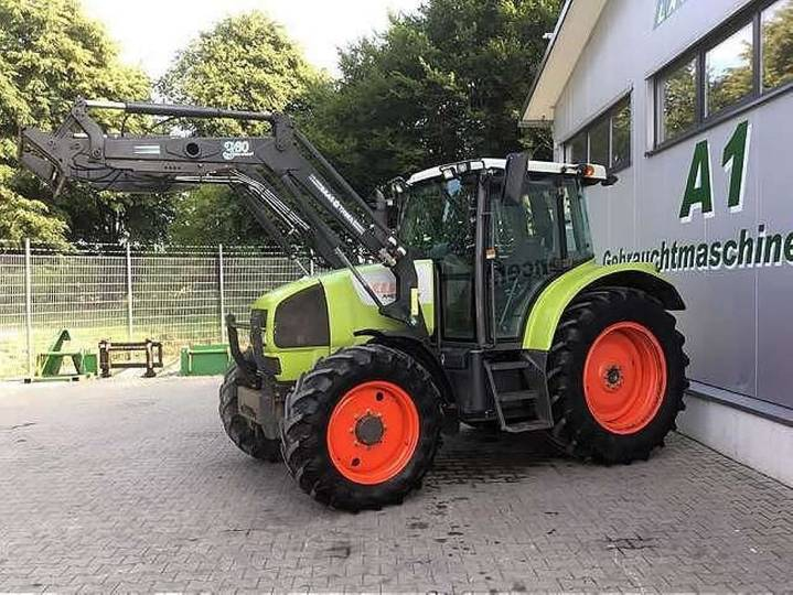 Claas ares 556 rz - 2004