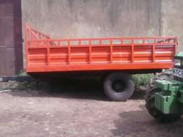 Trailer for tractor