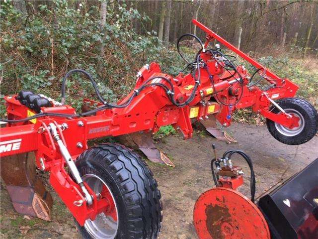Grimme Bf 400 - 2016