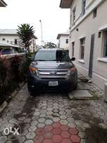 2014 FORD Explorer XLT bought brand new in nigeria