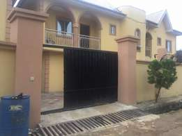 Newly improved 3Bedroom ensuite at Ogudu GRA
