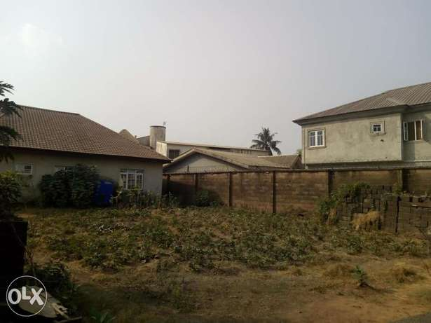 A Perfect full plot of land at Dasilver New Oko Oba Agege Lagos Agege - image 4