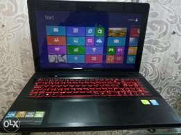 USA used lenovo ideapad y510p,2gb nvidia geforce,i7 with red blacklit.