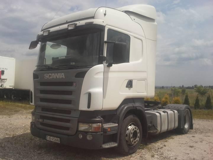 Scania R 420 Ad-blue Euro 5 - 2007