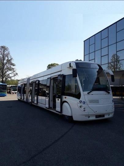 VDL Phileas Trolley  trolleybus - 2014