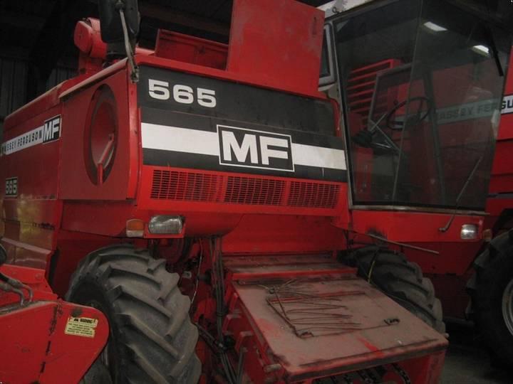 Massey Ferguson 635