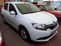 Renault Sandero Turbo Expression, from R2399 pm