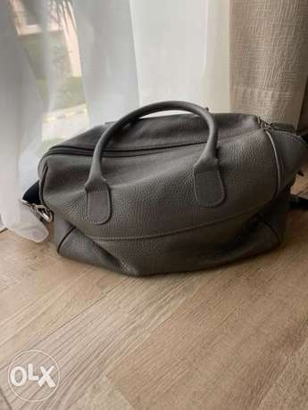 Armani collezioni hand bag bought for 1200$ الرياض -  5