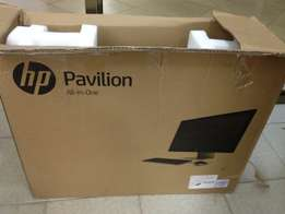 Brand new Hp Pavilion all in one,core i5