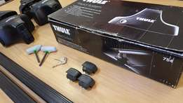 Thule Roof Racks & Feet - Rapid System 754 (Complete)