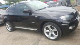 Reg 010 BMW X6 full option.