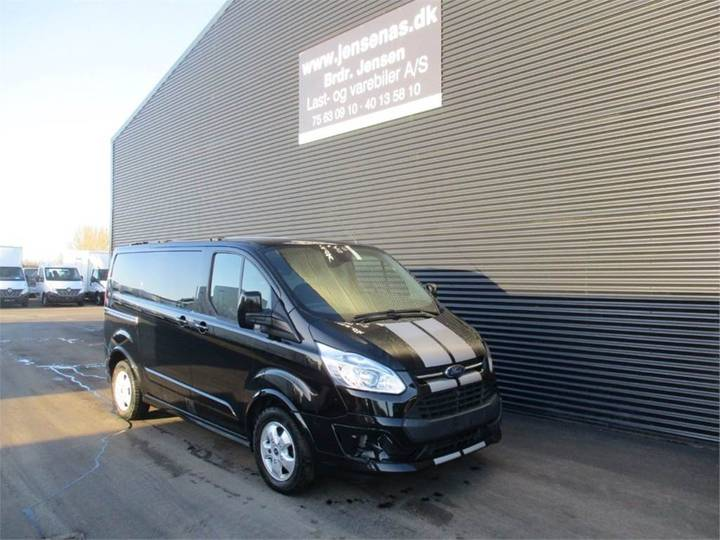 Ford Transit Custom 290s - 2016