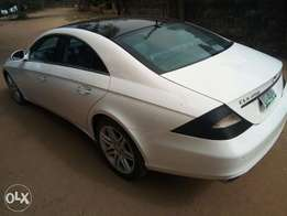 Nigeria used Mercedes cls 350 for sale