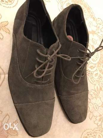 Joseph ABBOUD gray original from America size 12 or 45/46
