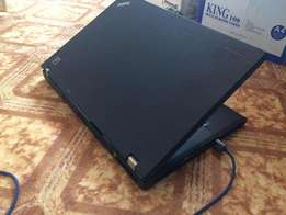 Very clean and good as new lenovo thinkpad, core 2 duo, 3hrs bat